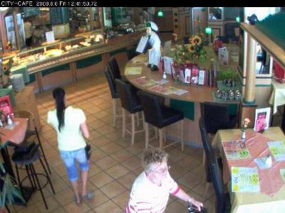 Webcam bar, captura chica