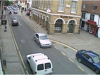 Webcams calles centricas
