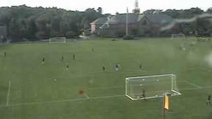 webcams en campos de futbol
