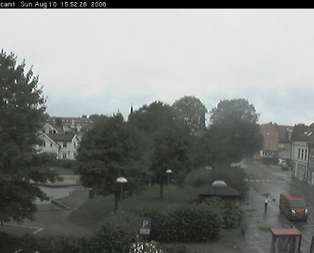Webcams: Calles pueblo