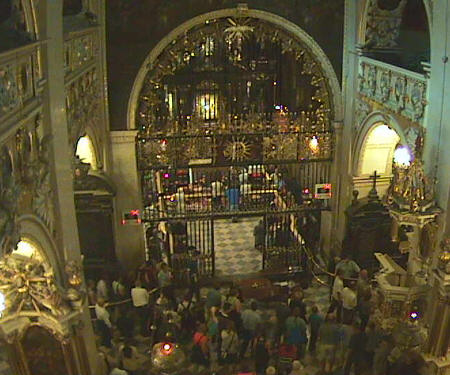 Catedral webcams