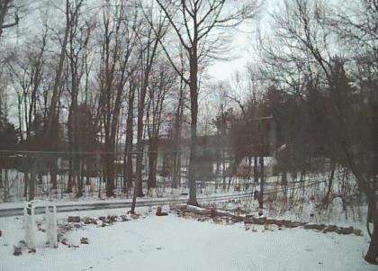 webcams nieve