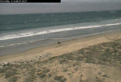 Webcams orilla playa