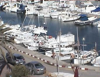 Webcams club Nautico Baleares